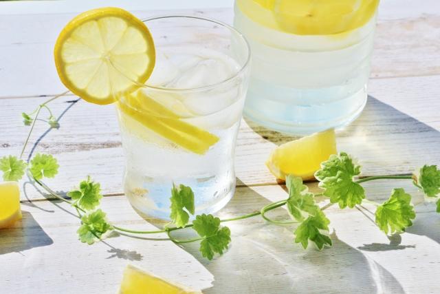水+レモンで効果倍増!レモンウォーターを徹底解明!【情熱 ...